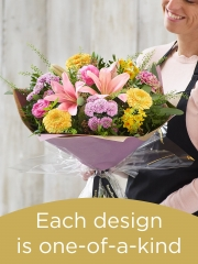 Mother's Day Spring Hand-tied Bouquet
