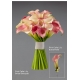 Pink Calla Lily Bouquet