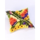 Contemporary Cushion - Vibrant