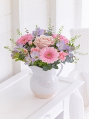 Mother's Day Sweet Pastel Floral Jug