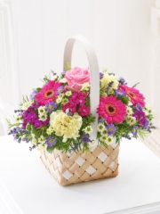 Mother's Day Basket Arrangement